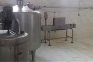 فروش کارخانه فعال تولید و بسته بندی پنیر و محصولات