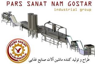 تولید ماشین آلات صنایع غذایی و آشامیدنی