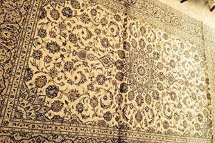 حراج فرش دستباف کاشان 6 متری