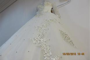 لباس عروس دانتل