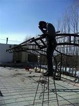 ساخت پارکینگ در شیراز و حومه