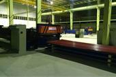 ساخت و فروش دستگاه کرکره زن  ورق رنگی و گالوانیزه