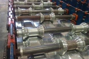 سازنده مدرنترین خط تولید متال دک/عرشه فولادی