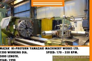 فروش دستگاه تراش سنگین MAZAK-CNC