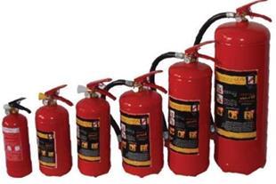 فروش و شارژ انواع کپسول های آتش نشانی