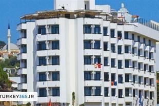 تور کوش آداسی هتل آسنا 29 خرداد 94