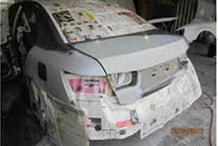 نقاشی خودرو های خارجی