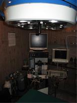 تنهت مرکز مجهز به تخصصی ترین دستگاه بیهوشی و مانیت