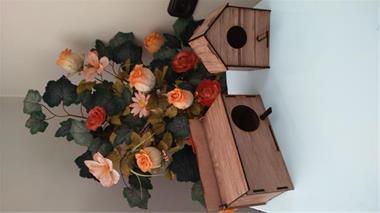 لونه پرنده و باکس حمل ونقل پرنده و همستر - 1