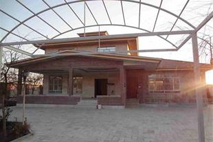 باغ ویلا فوق لوکس و اکازیون منطقه ویلایی کد367