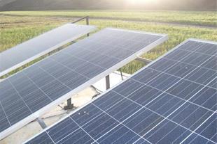 طراحی و اجرای نیروگاه فتوولتائیک (برق خورشیدی) - 1