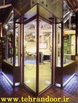 نصب و فروش درب اتوماتیک مثلثی - 1