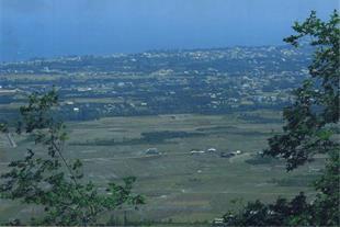 زمین ساحلی 15500متری توریستی مسکونی