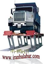 جک ماشین سنگین | کامیون بر مدل LH407