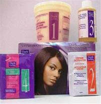 صاف کننده موی  سر دارک