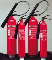 فروش کپسول آتش نشانی,شارژ کپسول آتش نشان