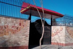 فروش1500 متر باغچه باسند ششدانگ و مجوز ساخت کد:515 - 1