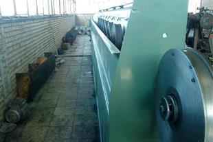ساخت ماشین آلات تولید سیم و کابل