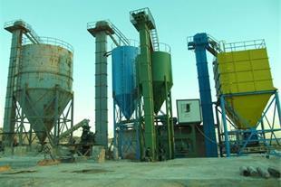 فروش تجهیزات کارخانه گچ - 1