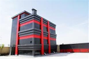 طراحی و اجرای نمای ساختمان : نمای کامپوزیت