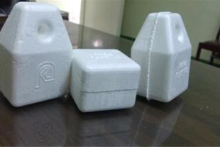محصولات پلاستوفوم دریایی