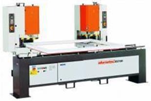 فروش خط تولید کامل در و پنجره upvc شرکت الومات