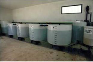 دستگاه آبیاری هایدروپونیک NUTRITEC از شرکت RITE