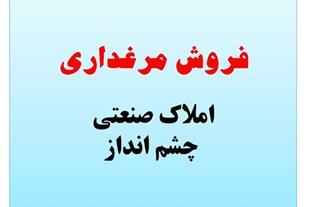 فروش یا اجاره مرغداری گوشتی در نظرآباد - 1