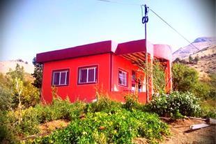 فروش باغ با ویلا جاده سنندج به کامیاران