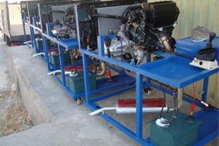 فروش تجهیزات آموزشی وکمک آموزشی مکانیک خودرو