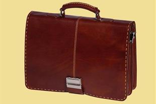 کیف چرم مردانه مدیران رمزی