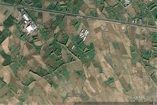 فروش یک قطعه زمین واقع در مرند