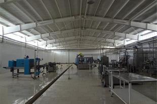 فروش کارخانه لبنیات در منطقه صنعتی صفادشت کد472