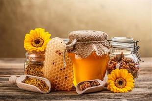 فروش عسل 100% طبیعی