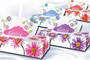 محصولات کاغذی و بهداشتی شرکت گلریز