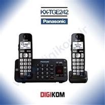 فروش تلفن بیسیم پاناسونیک مدل KX-TGE242