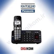 فروش تلفن بیسیم پاناسونیک مدل KX-TGE240