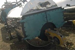 فروش دیگ بخار 3 تن  ساخت ماشین سازی اراک