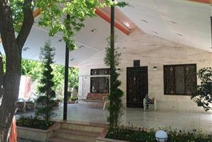 1300 متر باغ ویلای بسیار زیبا در شهریار کد : 82