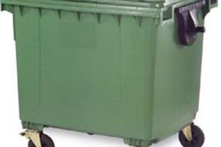 سطل زباله ، سطل زباله صنعتی ، سطل زباله شهری - 1