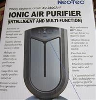 فروش انواع دستگاه تصفیه هوا از برند های مختلف