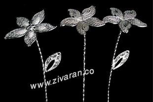 فروش گل نقره تهران توسط گروه زیوران