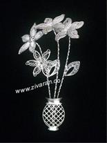 خرید شاخه گل نقره عمده و تکی توسط گروه زیوران