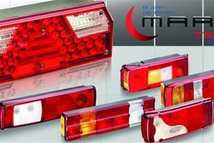 توزیع انواع چراغ های فابریک کامیون (مارس ترکیه)