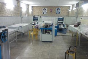 فروش کارخانه دستمال کاغذی فعال و در حال تولید
