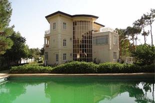 فروش باغ ویلا با بنای تریبلکس فاخر کد520