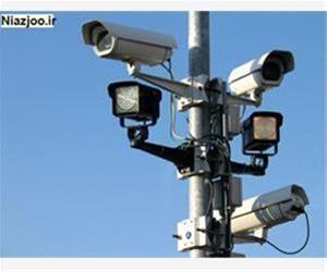 دوربین مداربسته- دزدگیر اماکن- گیت فروشگاهی - 1