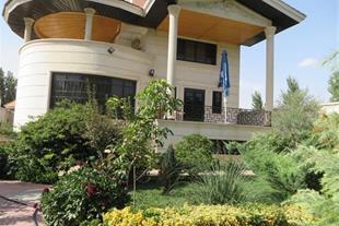 1000 متر باغ ویلای رویایی در شهریار