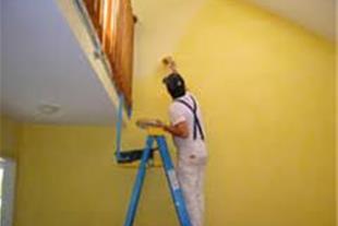 نقاشی ساختمان ، کناف کاری ، نماکاری ، پتینه در کرج - 1