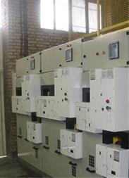 ساخت تابلو برق فشار قوی - 1